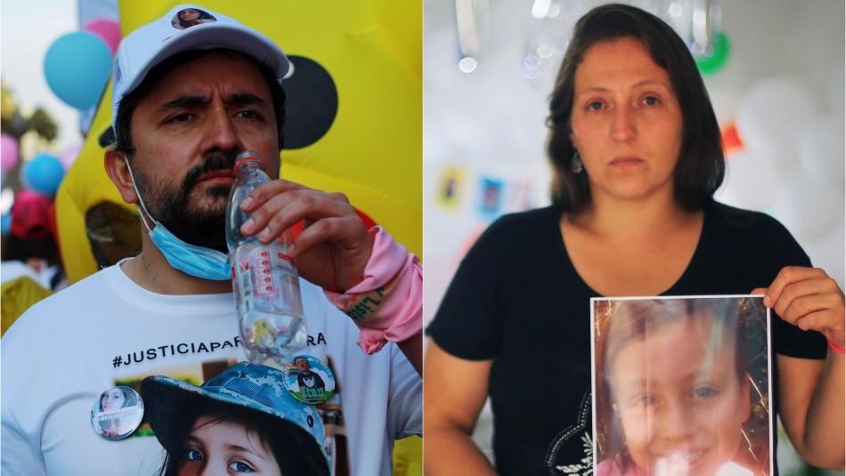 Padres de Tamara e Itan critican pocos avances en investigación: