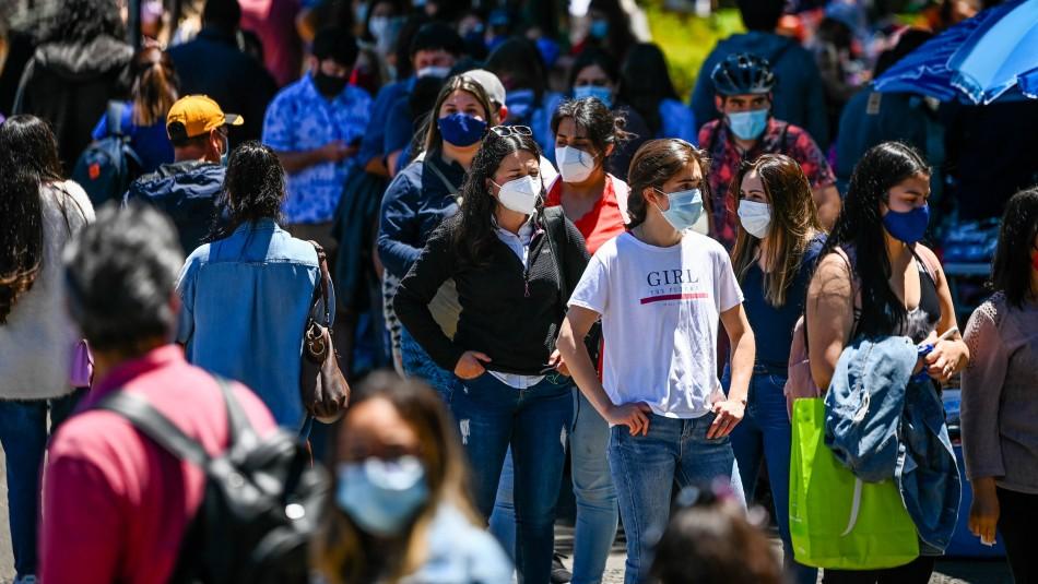 Puente Alto lidera: Estas son las 20 comunas con más casos activos de coronavirus