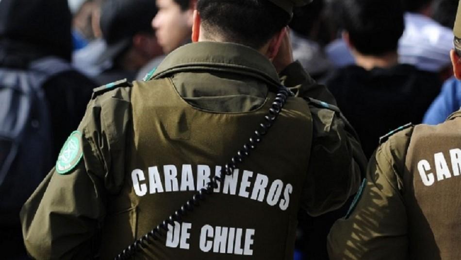 Carabinero acusado de violar a una colega queda con arresto domiciliario total