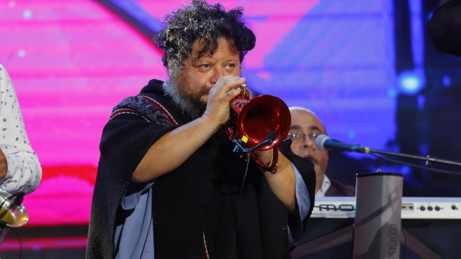 Destacado trompetista Cristián Cuturrufo está en riesgo vital por coronavirus