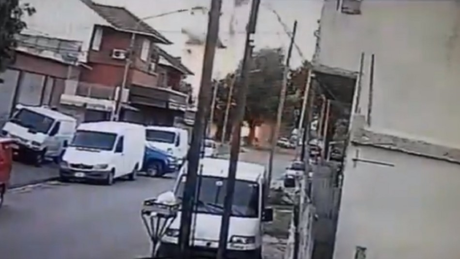 Hombre mata vecino y hace explotar su casa en Argentina.