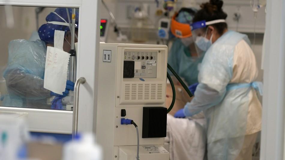 6.249 casos nuevos: Minsal reporta la peor cifra de contagios desde junio
