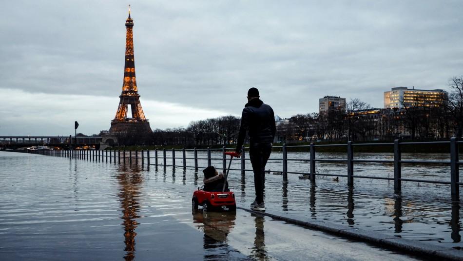 París vivirá una nueva cuarentena total.