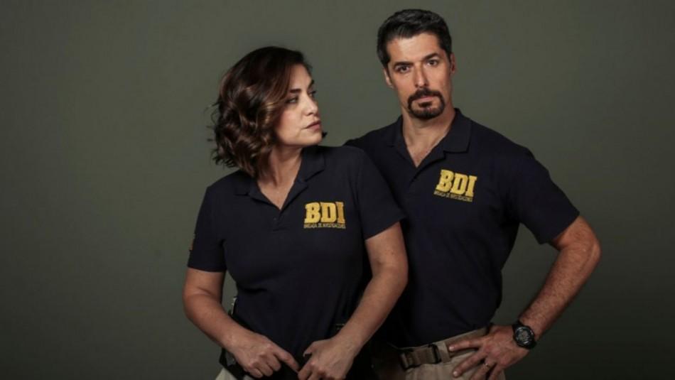 Detectives de Demente