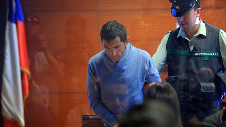 Condenado por daños a estación Las Parcelas cumplirá su pena en prisión