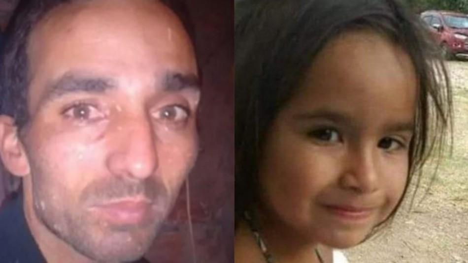 Encuentran con vida a niña desaparecida en Argentina: estaba con su secuestrador