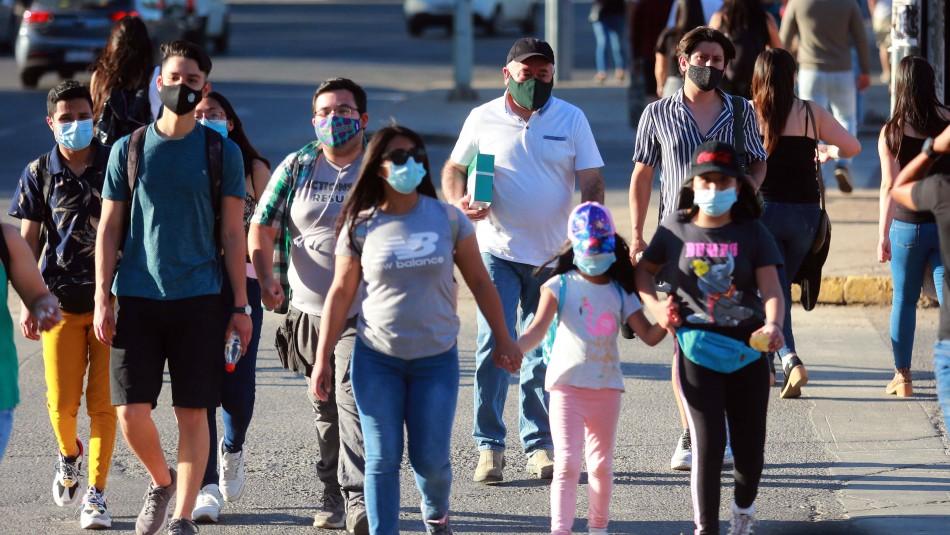 Cuarentenas: 37 comunas cambian de Fase según el plan Paso a Paso