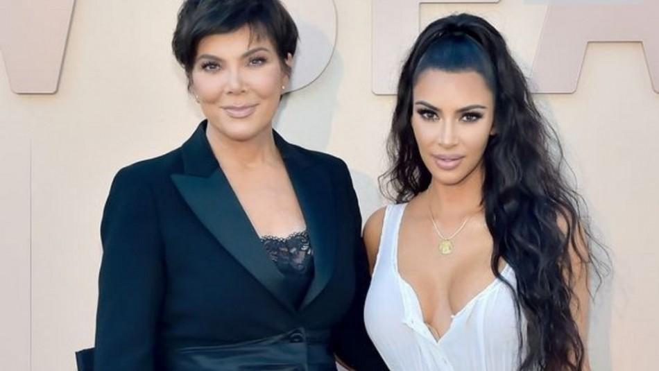 Kris Jenner rompe el silencio sobre Kim Kardashian y su divorcio: