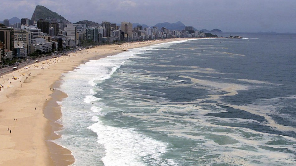 Río de Janeiro cerrará sus playas para combatir al coronavirus