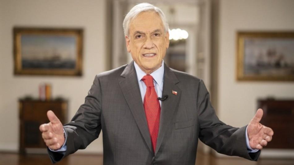 Bonos y extensión del IFE: Revisa todas las medidas anunciadas por el Presidente Piñera