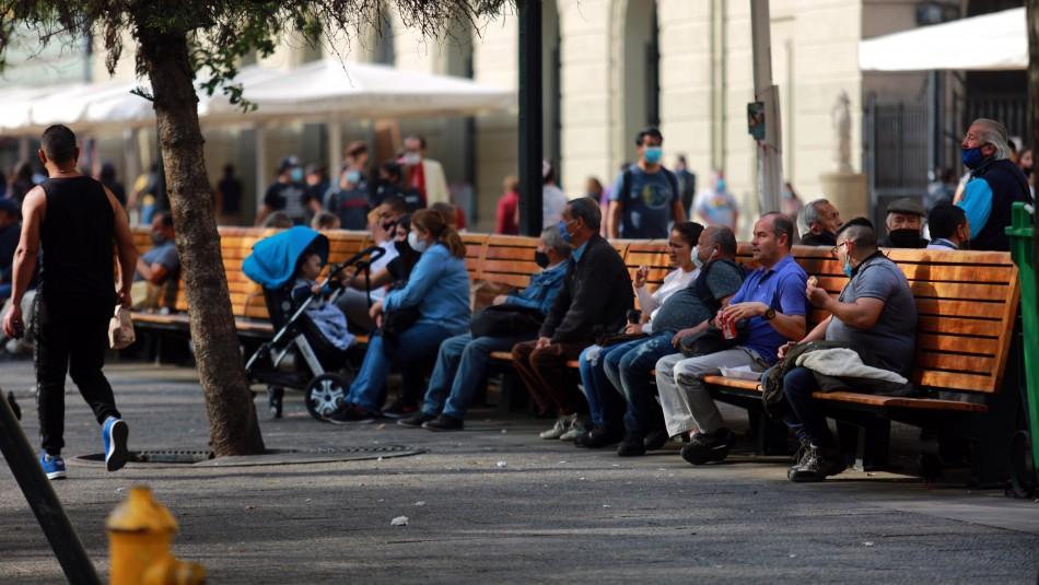 21 comunas de la RM retroceden a Cuarentena desde este jueves