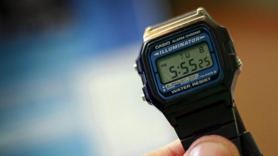 Horario de Invierno: ¿Cuándo se debe cambiar la hora en Chile?