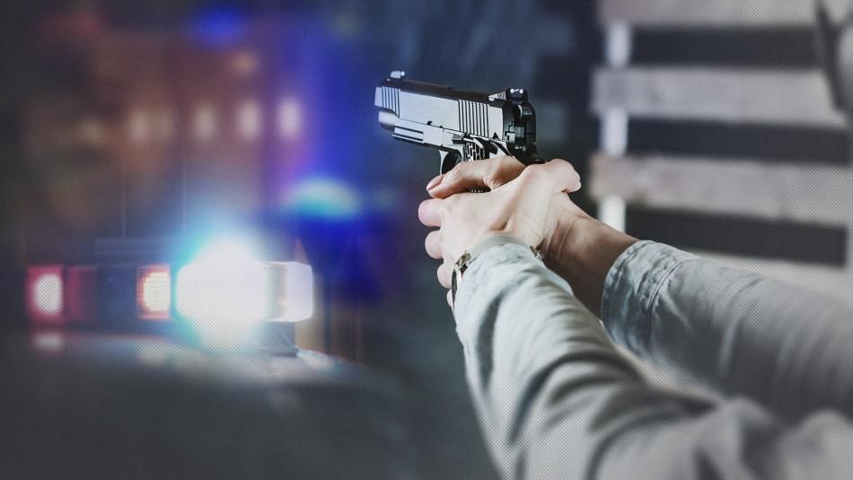 Baleo en departamento de Santiago deja un muerto y dos heridos: Una persona permanece grave