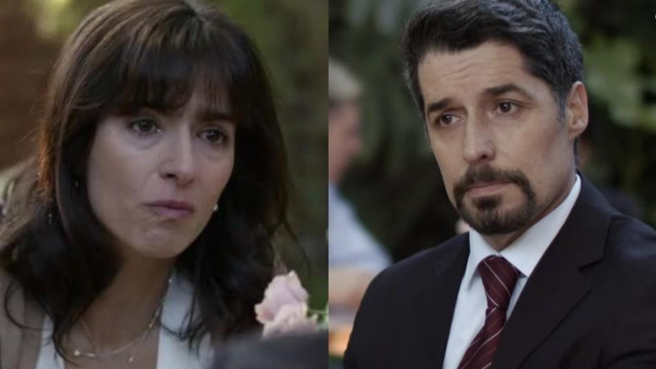 Teresa y Gonzalo de Demente