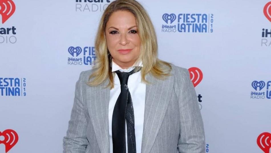 La doctora Ana María Polo se vacuna contra el coronavirus y pide a sus fans que también lo hagan