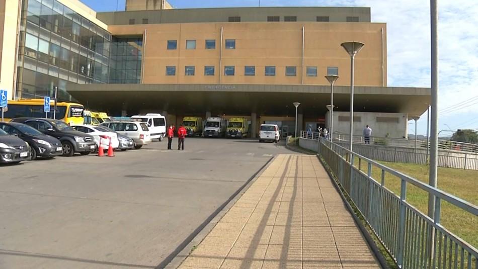 Dos niños dados de alta tras padecer PIMS en Talcahuano.