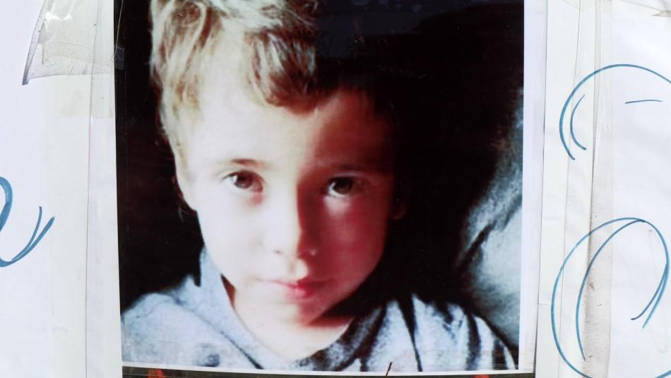 Caso Tomás Bravo: Piden levantar secreto de pruebas de ADN realizadas a tío abuelo del menor