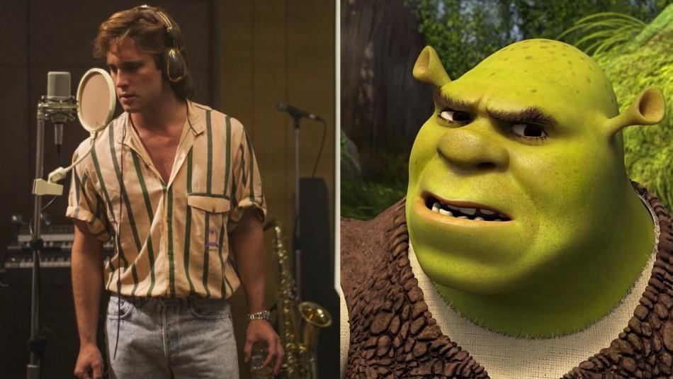 Luis Miguel: la serie y Shrek