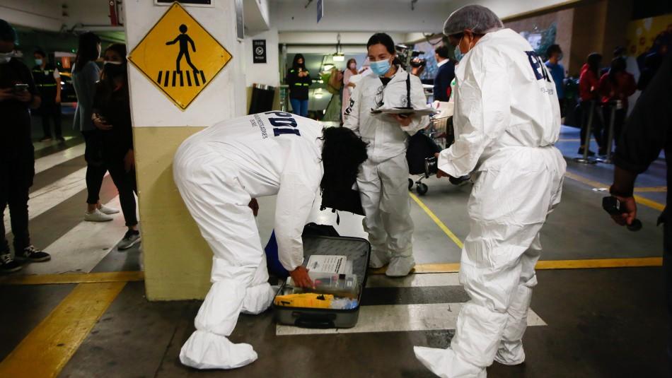 PDI resulta herido tras balacera en mall Alto Las Condes: Está fuera de riesgo vital