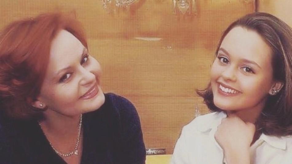 La hija de Rocío Dúrcal recuerda a su mamá con emotivo video a 15 años de su muerte