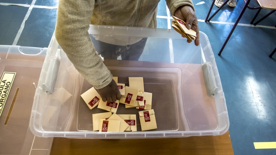Elecciones de abril: Revisa con tu RUT si fuiste designado como vocal de mesa