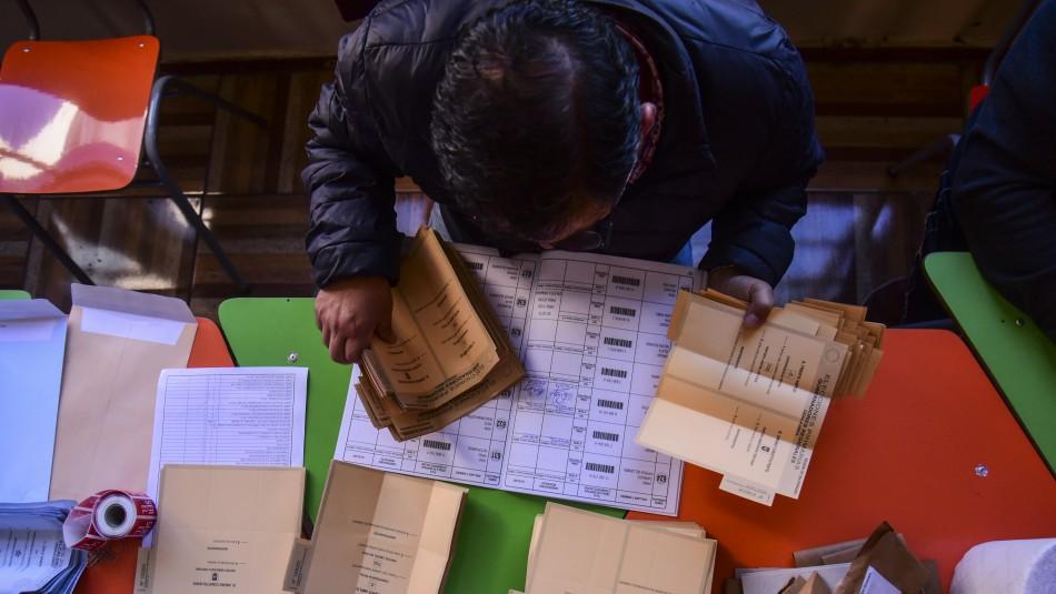 Elecciones del 10 y 11 de abril: Revisa cuándo se entrega la lista definitiva de vocales de mesa