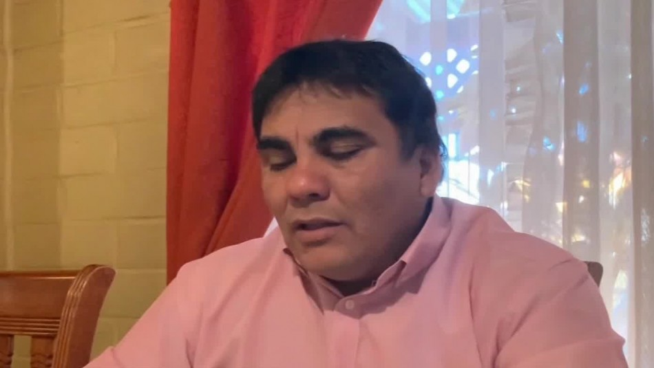 Pastor se disculpó tras simular ser atropellado por una camioneta militar