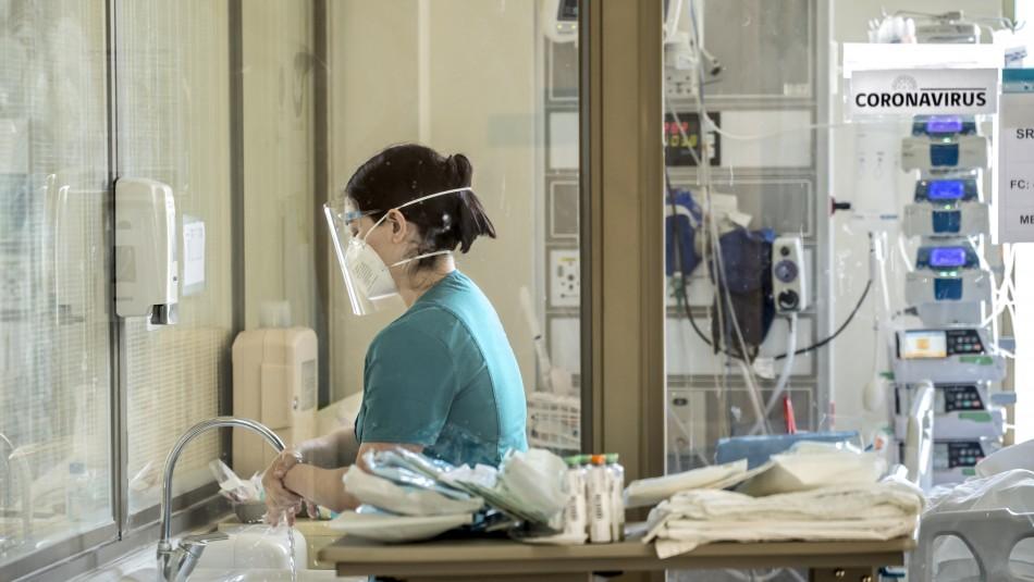 Minsal reporta 7.588 nuevos contagios: Segunda cifra más alta desde el inicio de la pandemia