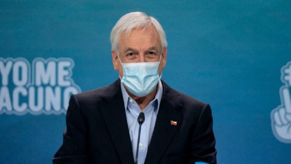 Presidente Piñera y elecciones de abril: