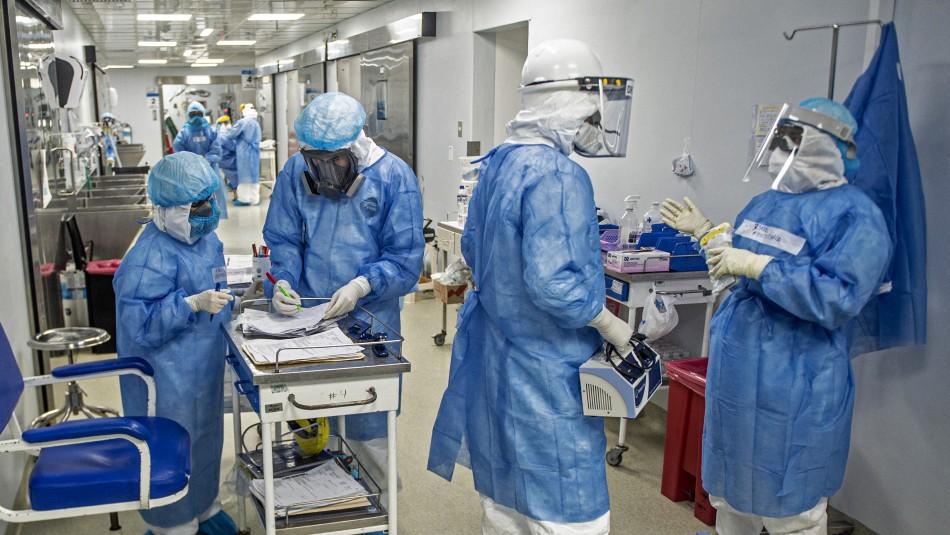 Perú registra casi 12 mil contagios y más de 200 decesos por coronavirus en un día
