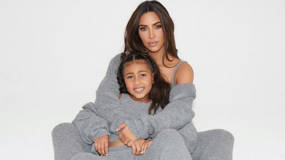 La hija mayor de Kim Kardashian tiene otra mascota emplumada y esta es su foto