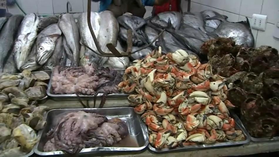 Semana Santa: Comercio reconoce alza de precios de pescados y mariscos