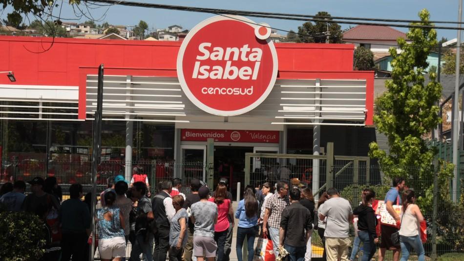 Semana Santa 2021: Revisa el horario de funcionamiento de supermercados Santa Isabel