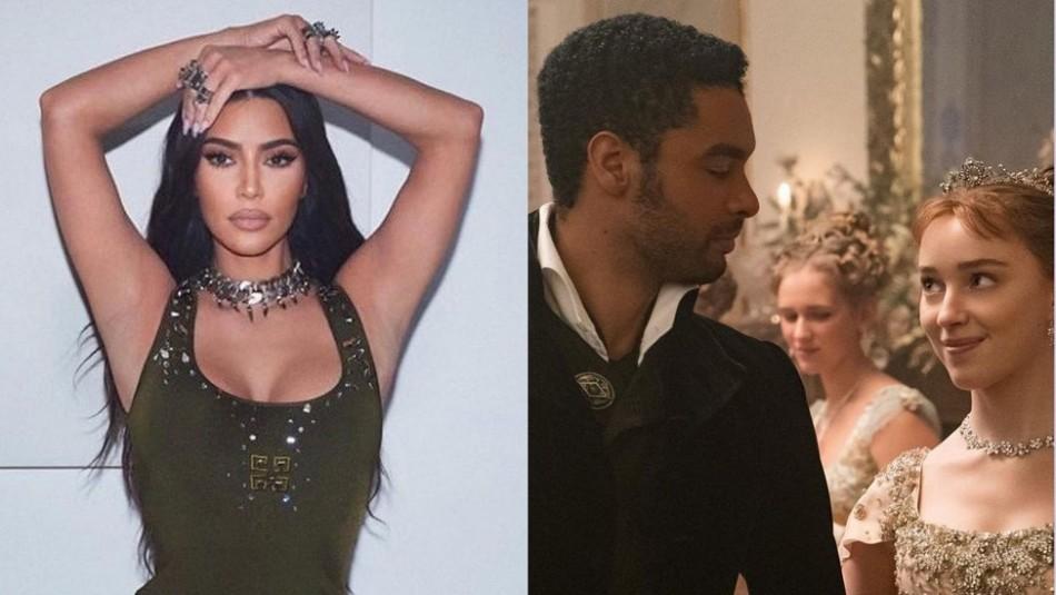 Kim Kardashian reconoce que está obsesionada con la serie