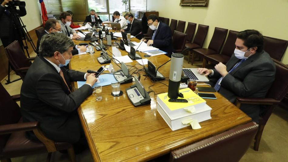 Bono Clase Media 2021: Comisión de Hacienda concluye análisis y pasa a la Sala del Senado
