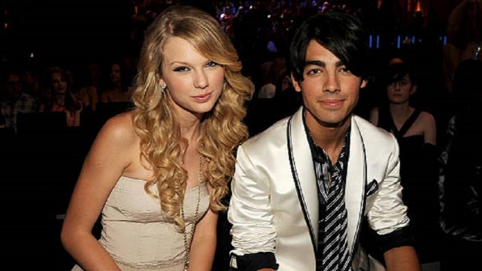 Fans especulan que nueva canción de Taylor Swift está dedicada a su exnovio Joe Jonas