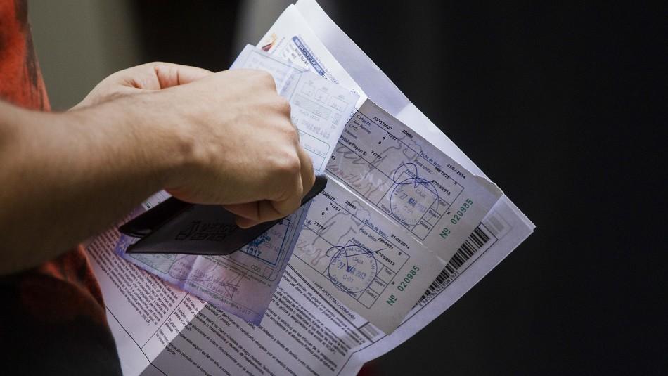Vence el plazo: Estas son las multas por no pagar el Permiso de Circulación