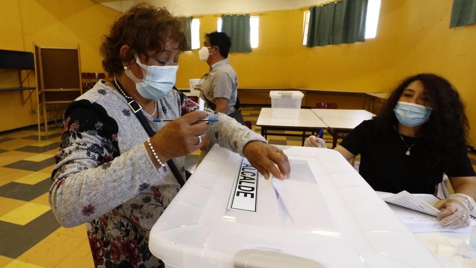 Mega elecciones 2021: Revisa con tu rut el local en que debes votar