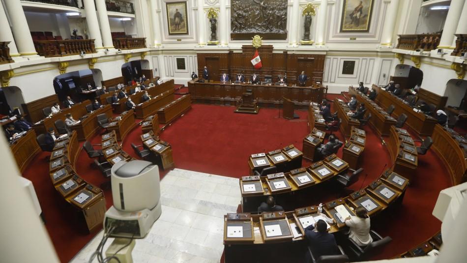 Congreso peruano aprueba nuevo retiro de fondos de pensiones por hasta $3,4 millones