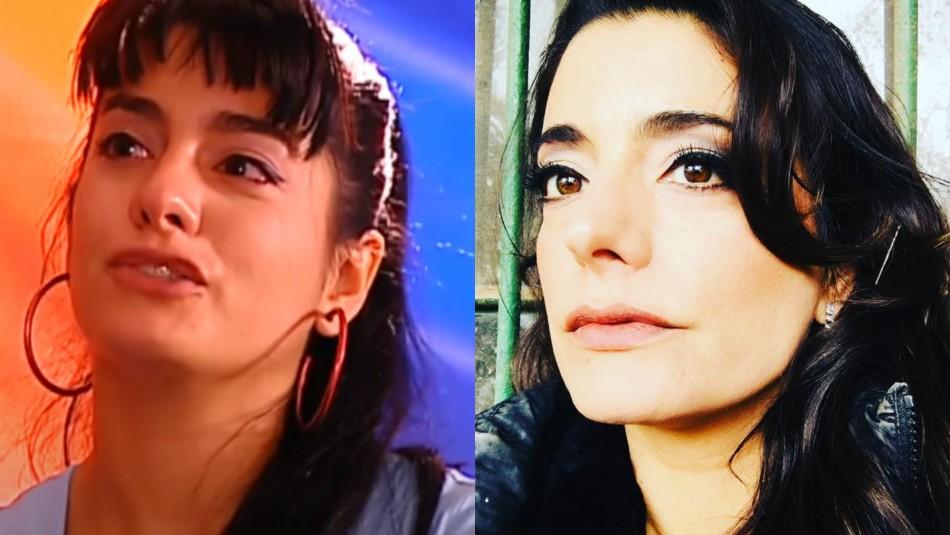 Actriz Daniela Lhorente fue detenida por salir en cuarentena sin permiso: Terminó en un calabozo