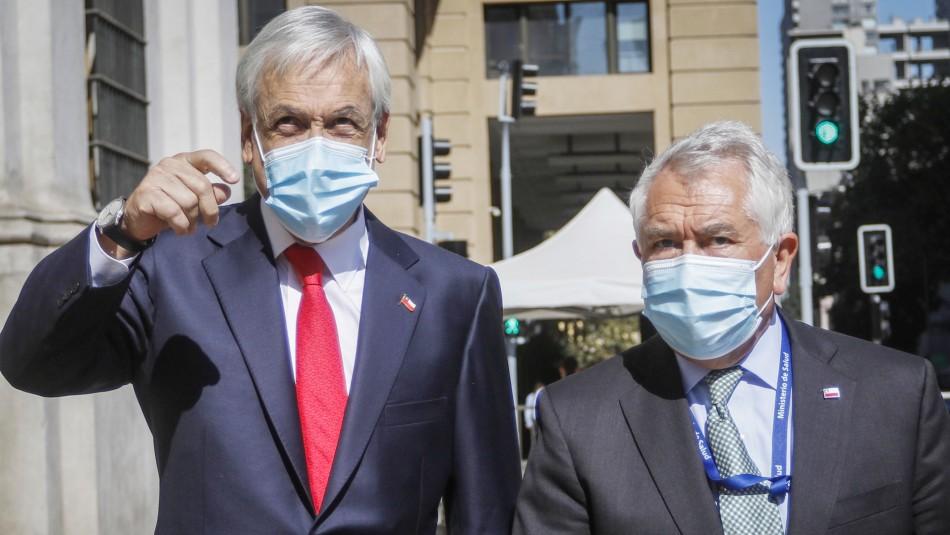 Expectación por reunión Paris-Piñera en La Moneda: se esperan más restricciones a los permisos
