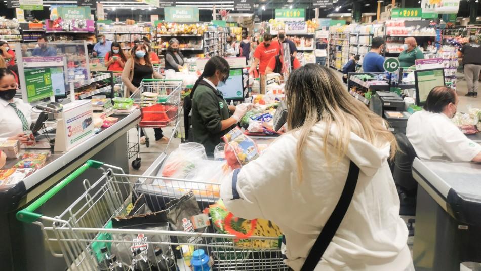 Alza de precios: ¿Qué tan baratos son los alimentos básicos en Chile comparado con países OCDE?