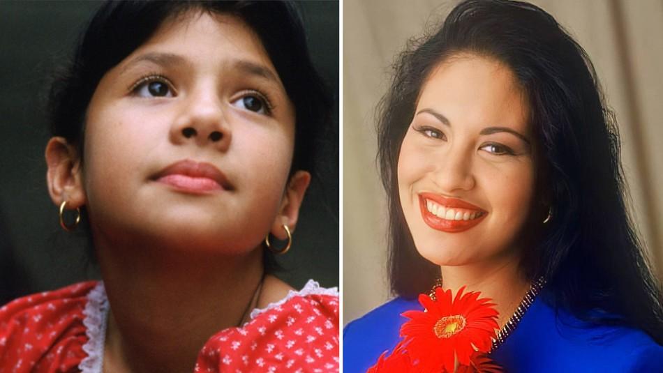 Niña actriz que interpretó a Selena sufrió bullying y amenazas tras estreno de la película