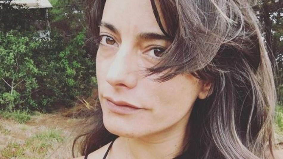 Terminó en calabozo: Actriz Daniela Lhorente fue detenida por salir sin permiso en cuarentena