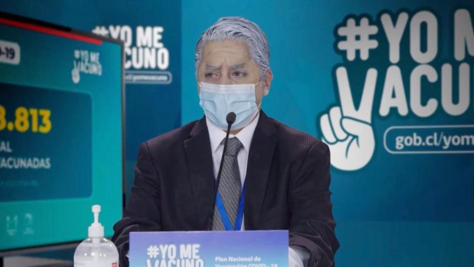 Fernando Godoy en Mi Barrio