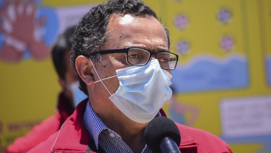 Intendente de Valparaíso y fiesta de médicos: La estupidez humana se reparte pareja
