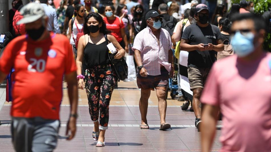 Cuarentenas: 25 comunas cambian de fase según el plan Paso a Paso