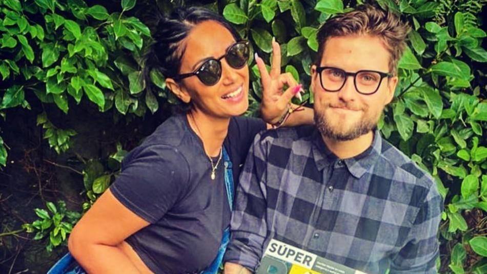 Pamela Díaz y Jean Philippe Cretton realizan divertido video viral sobre su relación sentimental