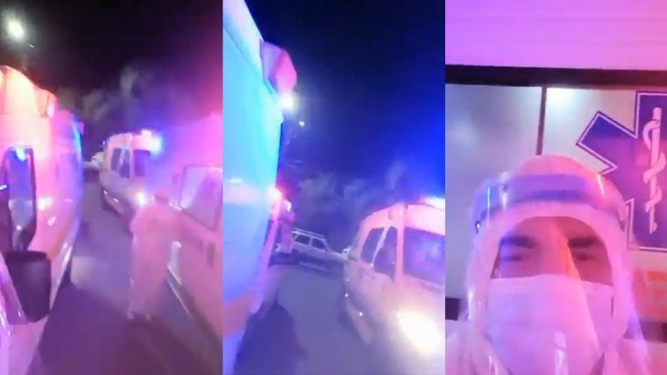 Hospital de San Fernando descarta colapso tras video viralizado en redes sociales