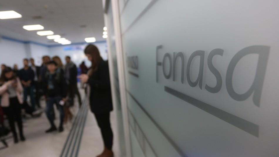 Fonasa anuncia 122 nuevas prestaciones: Más de 50 corresponden a consultas de telemedicina